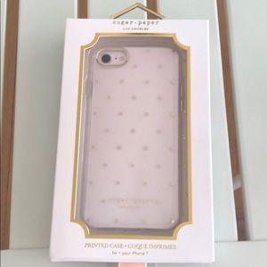 Accessories - NWT Sugar Paper iPhone 7 Case
